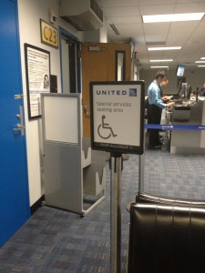 he Air Carrier Access Act prohibits airlines from discriminating against travelers with disabilities. It is sometimes difficult, however, for developmentally disabled passengers to get the accommodations required by law.