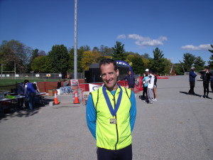 Virginia injury lawyer Doug Landau caps his 2010 multisport season with another Age Group gold medal