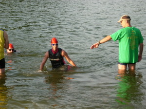 Triathlete swim safety is a top priority in USAT sanctioned races.  Recent triathlon swimming fatalities do not seem to have a verifiable common cause