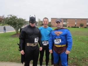"""Herndon injury lawyer Doug Landau raced against some tough competition in 2011; Superheroes made Herndon Virginia's """"Super Lawyer"""" compete at his best !"""