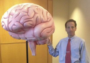 Doug Landau knows the effect of repeated concussions on the brain.  NCAA's settlement of a class-action lawsuit will provide education and diagnosis for college athletes.