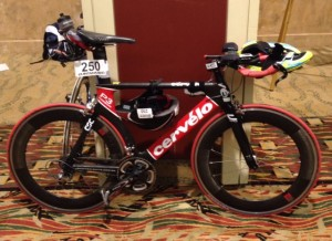tricked out cervelo