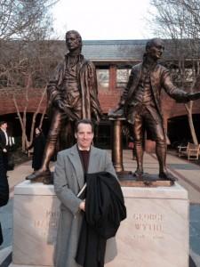 Landau at William & Mary Law School