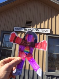 Perhaps Flat Stanley will enjoy a pit stop in Herndon!