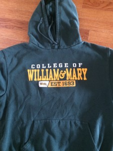 WM sweatshirt