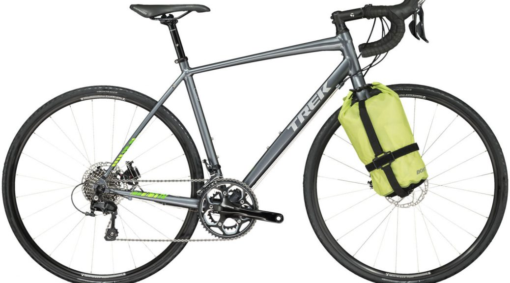 trek disc bike