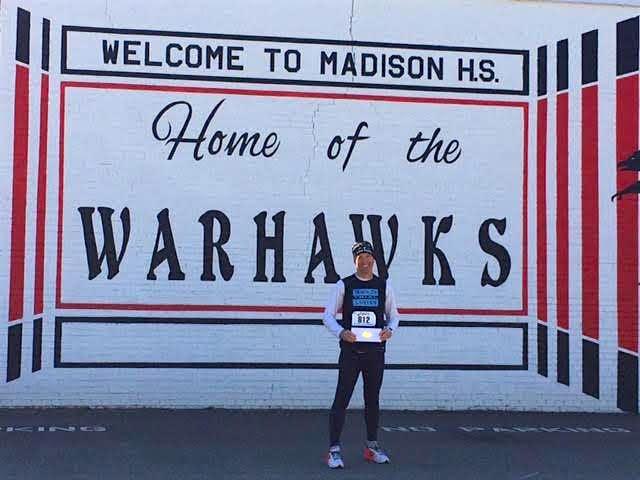 madison high school track