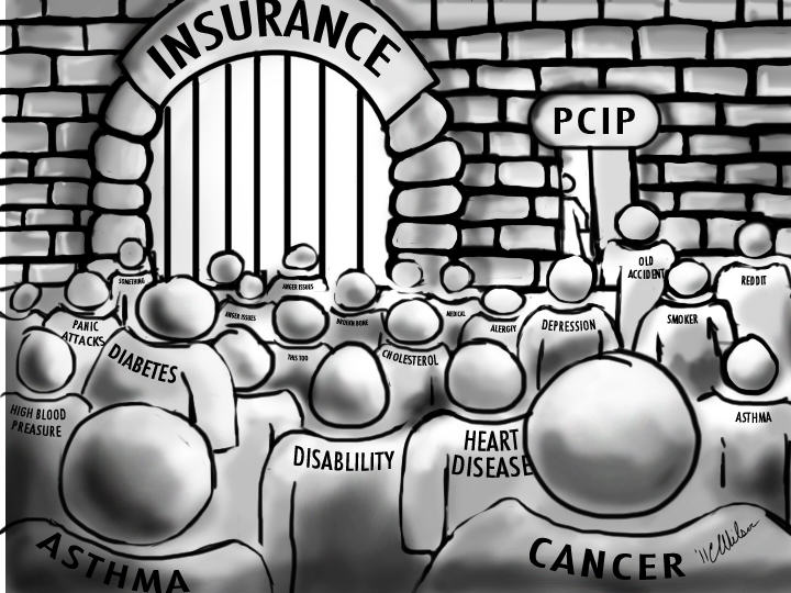 PCIP helping those with pre-existing conditions get insurance
