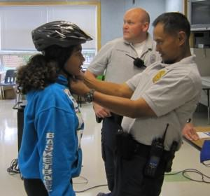 Child Safety Advocates – DC Trial Lawyers Give Away Helmets