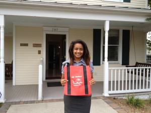Madeira Co-Curricular Intern Briaun Isreal writes about her memorable first day at the Herndon law firm ABRAMS LANDAU, Ltd.