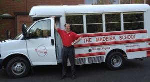 As driving a school bus is NOT in Virginia accident lawyer Doug Landau's job description, he would not be covered by the Herndon law firm ABRAMS LANDAU's workers comp insurance coverage.