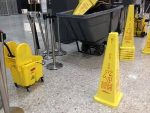Critical to the success in a trip and fall or slip and fall case is securing the evidence immediately, including the surveillance video notes Herndon premises liability lawyer Doug Landau