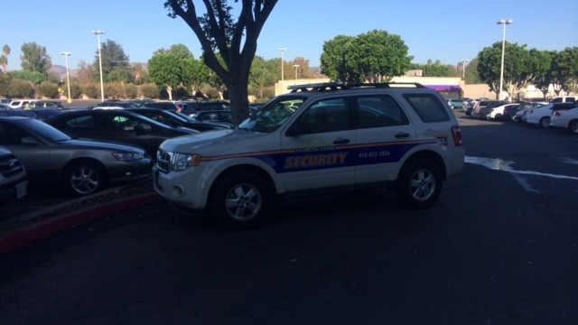 Accident Reports, Mall Security Patrol, and Private Police