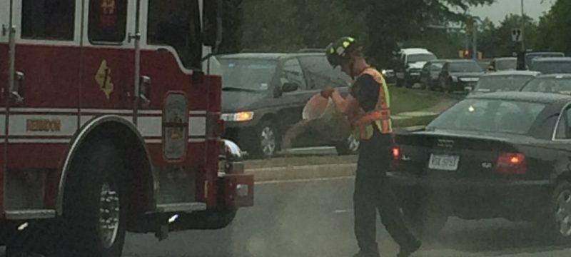 Fairfax Car Crash Case Settled without Injured Plaintiff Having to Go to Court