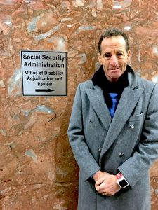 Social Security Disability Hearing in DC