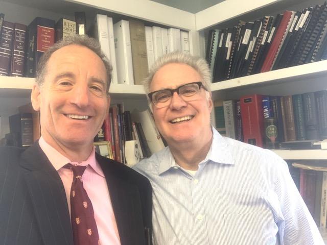 Doug Landau and Tom Curcio