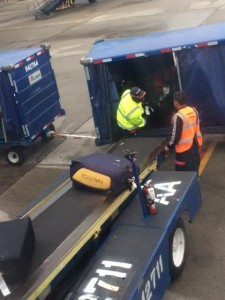 airport baggage loaders