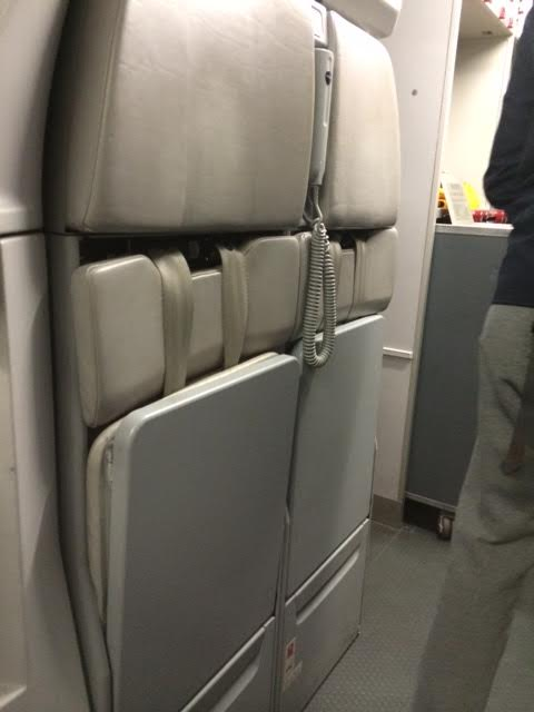 Beverage carts aircraft doors tight spaces oh my - Doors for tight spaces ...