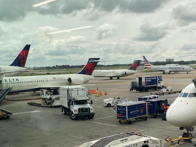 airport injury case