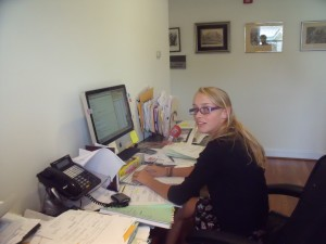 Today's post was written by ABRAMS LANDAU summer intern Kristen Bilowus of the Madeira School