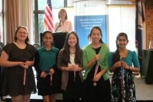Rachel Carson Middle School Students win State Championships 2014