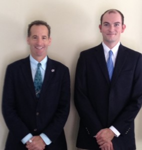 Doug Landau & Rob Adams of the Herndon law firm ABRAMS LANDAU, Ltd. attended the 2014 AAJ National Convention in Baltimore, Maryland in order to continue the Law Shop's quest to for excellence in representing their injured and disabled clients and their families