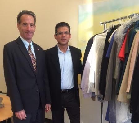 Abrams Landau contributes to Congressional Bank Suit Drive