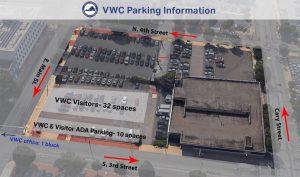 VWC parking