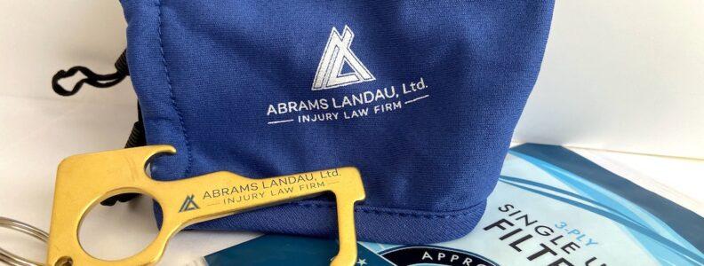abrams landau covid safety kit