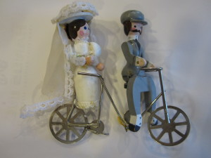 Like the bride & groom (who share a bicycle built for 2) that adorned Herndon bike injury lawyer Doug Landau's wedding cake 27 years ago, Trucks, Cars & Motorcycles must learn to share the road