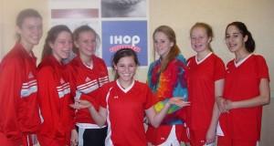 CYA youth soccer team