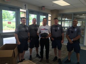 With the help of the Town of Herndon, Fairfax & Loudoun County Police, Doug Landau will be distributing free bike helmets to students & teaching them about safe bicycling and brain injury prevention