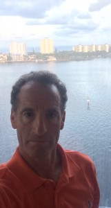 """After giving a presentation to the American Association of Justice on """"Drone Law,"""" Airline injury lawyer Doug Landau was able to change into his casual wear & explore Boca Raton, Florida with American, British & Canadian trial lawyers"""